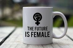 Mejor regalo de taza de caf/é de cer/ámica de 11 oz Tears Feminist Feminazi Tumblr