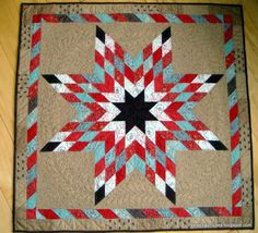 A Quilting Life - a quilt blog: Small Quilts Parade for March