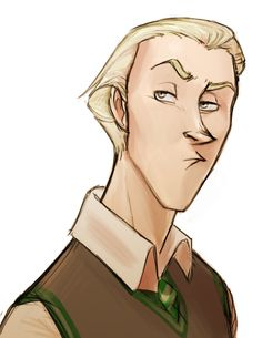 Draco. This picture remides me of Roger  from 101 dalmatians.