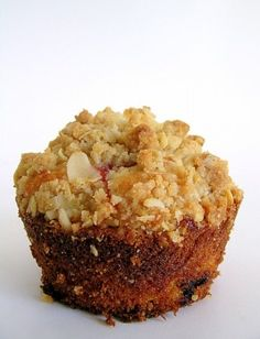 Healthy strawberry banana muffins - kids love them. Great recipe!