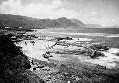 Old Harbour, Hermanus Cape Town, Archaeology, South Africa, Westerns, Places To Go, Past, African, Holidays, Mountains