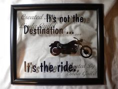 Put this on the glass with stickers, then put a b&white photo behind. Put this on the glass with stickers, then put a b&white photo behind. Motorcycle Wedding, Motorcycle Quotes, Motorcycle Tips, Pin Up Tattoos, Silhouette Cameo Projects, Cricut Vinyl, Custom Tumblers, Vinyl Projects, Shadow Box