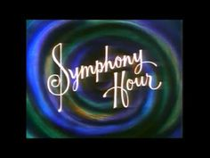 Mickey Mouse: Symphony Hour - fun video for the kids to watch while talking about the orchestra.  (C1, Wk 19)