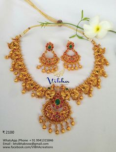 Wedding Jewelry, Gold Jewelry, Gold Necklaces, Jewelry Art, Bridal Collection, Jewelry Collection, Neck Piece, Indian Jewelry, Bridal Hair