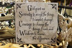 """12"""" x 12"""" Tan Tile with Black Vinyl Lettering.  Home and living , decor and housewares , gift ideas on Etsy, $22.95"""