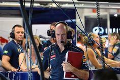 f1 El genio detrás de Red Bull ... Adrian Newey