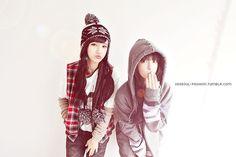 cute Korean style