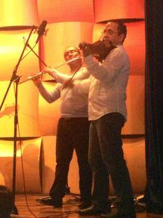 Eddy Marcano y Manuel, grandes Maestros de la Cátedra Itinerante de Música Venezolana