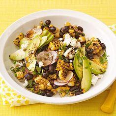 nice Grilled Corn & Black