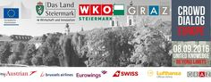 Crowd Dialog Europe 16 – the European Crowd experts united in knowledge in Graz Austria at 8th Sep