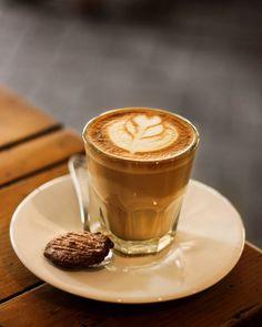 Cappucinno for monday morning by syafalia