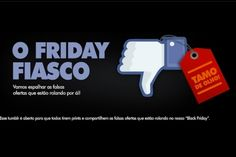 Internautas reúnem em Tumblr ofertas suspeitas da Black Friday   INFO