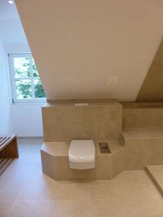 Badezimmer Ideen, Design und Bilder | Attic, Interiors and Loft bathroom