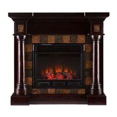 Clark Electric Fireplace | Wayfair