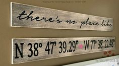 This simply sweet 2pc hand painted accent sign set is made from quality pine wood and comes ready to hang with hardware attached. These