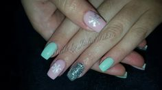 #nails #newyear #snowflake