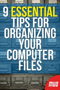MakeUseOf — Technology, Simplified —  Organizing the files on your computer can be tricky. If you're not careful, your files and folders could become a sprawling mess that is difficult to navigate and find what you need.  That's why we've put together these Windows file management techniques. There's no perfect way when it comes to computer file management, but these tips will help you create order from chaos.  #Windows #Windows10 #Microsoft #Productivity #Organization #Files #FileManagement Technology Hacks, Engineering Technology, Computer Technology, Computer Programming, Chemical Engineering, Electrical Engineering, Energy Technology, Ipad Hacks, Computer File
