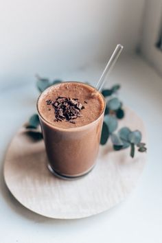 Vegan Chocolate Milk