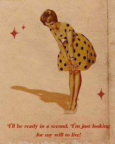 Retro Humor, Vintage Humor, Vintage Comics, Vintage Posters, Vintage Pop Art, Retro Art, Arte Obscura, Psy Art, Retro Aesthetic