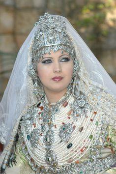 la mariée de Titouan au nord du maroc