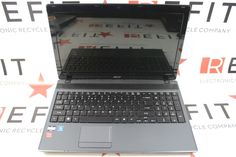 "Acer Aspire 5250-BZ85 15.6"" AMD E-350 2GB RAM Laptop NO HDD"