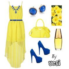 Yellow look. 27