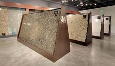 Make sure to stop into the Cambria™ Design Gallery in Grand Rapids, Michigan to see the designs in large scale!