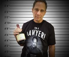 I'm a Lawyer T-Shirt featuring Harvey Levin from TMZ.