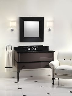 SUITE VANITY UNIT #luxurybathroom #bathroomspatubs, #luxurybathroom #luxurybathroomfurniture
