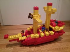 Duplo Segelschiff
