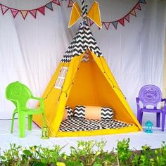 Kids Teepee Tent, Kids Room Design, Toddler Bed, Room Decor, Children, Child Bed, Young Children, Home Decor, Kids