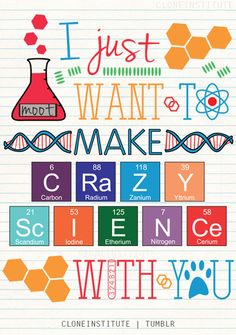 """""""i just want to make crazy science with you"""" - Google Search"""
