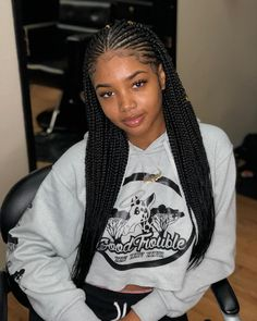 Fulani braids had to post all of pooh pictures dm for booking deposit required fulanibraids braidstyles braids feedinbraids blackhairstyles 45 hot fulani braids to copy this summer Black Girl Braided Hairstyles, Black Girl Braids, Braids For Black Hair, Girls Braids, Black Women Hairstyles, Braided Hairstyles For Black Women Cornrows, Black Women Braids, Curled Hair With Braid, Braids With Curls