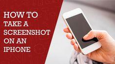 How to Take a Screenshot on Your iPhone  iPad   iPod    DIY Tech Tips