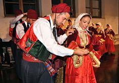 Φεστιβάλ παραδοσιακών χορών του Συλλόγου Γυναικών Σκιάθου 2014