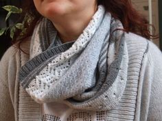 Ravelry: Project Gallery for 3 Color Cashmere Cowl pattern by Joji Locatelli
