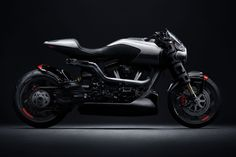 Arch Motorcycles, a partnership between Keanu Reeves and designer Gard Hollinger, is ready to unleash their latest creation. The Arch Method 143 packs a massive 2400cc S&S V-Twin in a carbon fiber frame with an integrated fuel tank. Ohlins forks...