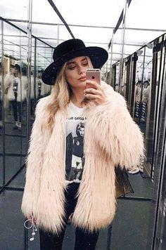 215d9b72df93  jackets  ideas Best 33+ Fur jackets ideas on Pinterest Pink Fur Jacket