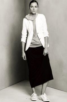 Minimal + Classic: Tasha Tilberg for J. Crew