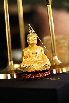 #Kremmerhuset #juletrepynt #buddha #jul #julepynt