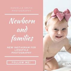 I have decided to separate my newborn and family lifestyle photography from the weddings to make it a better experience for all you lovely followers! Follow me here to keep seeing cut babies and family moments