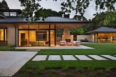 featured posts image for A Woodside home designed in perfect harmony with nature