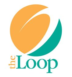 """""""Out of the Ordinary. Into the Loop"""" - from the late '90s, this was an entirely new concept for shopping centers.  The Loop broke all conventions for retail branding - gone was the name of the town (think """" Methuen Mall"""") and gone was the name of any obvious descriptor (Methuen Plaza, Methuen Place, Methuen Commons, Methuen Shops - or worse, 'Shoppes') The Loop was launched with bold, new branding, unlike anything else anywhere in the retail industry. The Loop is now a huge, national success."""