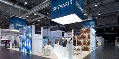 Messebau für Sigvaris - Messekonzepte, Messebau München, weltweit | Heilmaier Messedesign