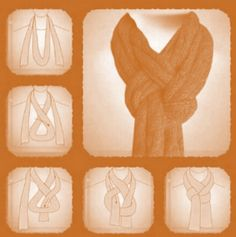 scarf-braid-how to-tie a scarf-chic