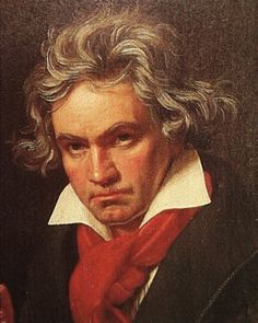 Ludwig van Beethoven was completely deaf for the last 25 years of his life, but still created some of the greatest works of music.