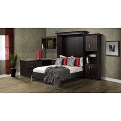 Lit mural escamotable LM501 Wall bed LM501