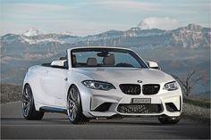 Автофория: Тюнер Dähler строит BMW M2 Cabrio