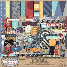 Little Rebel Kit - P