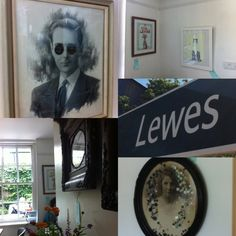 #Lewes New Words, Gallery Wall, Frame, Home Decor, Art, Picture Frame, Art Background, Decoration Home, Room Decor